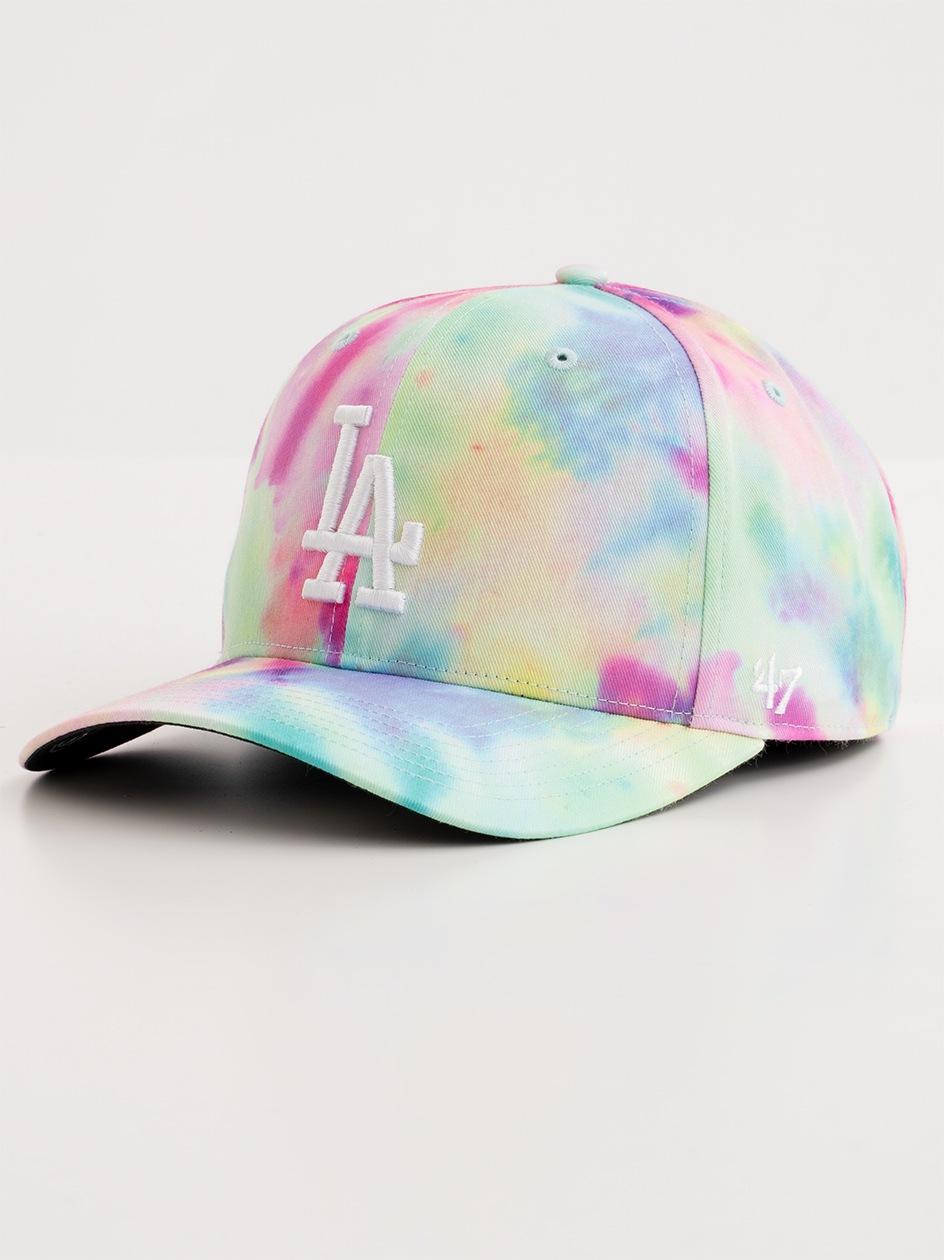 Czapka Z Daszkiem Snapback 47 Brand Los Angeles Dodgers MVP MVP DP Tie Dye