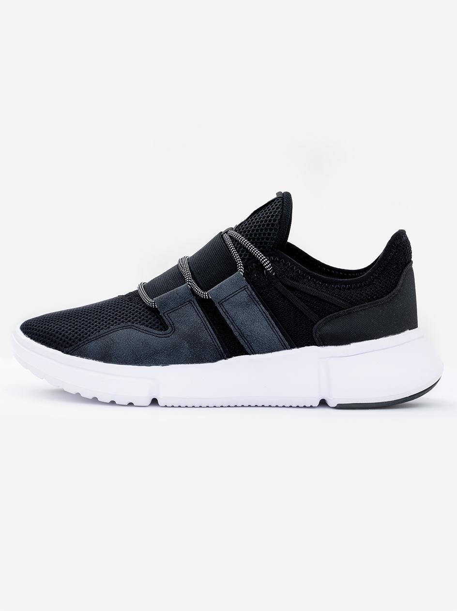 Buty Sportowe Li-Ning Essence Lowkey Lace Czarne / Białe