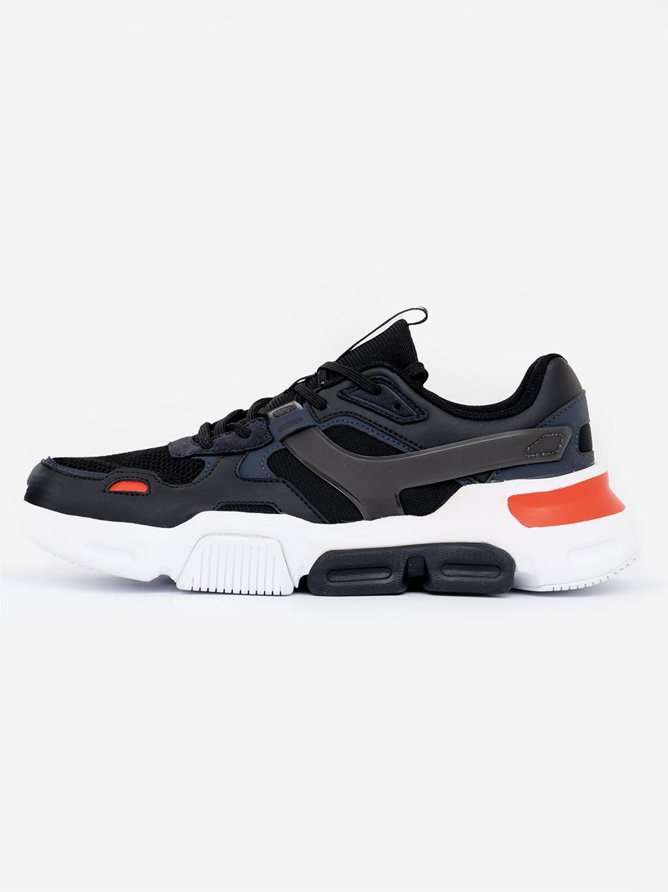 Buty Sportowe Li-Ning Mark Czarne / Białe / Czerwone