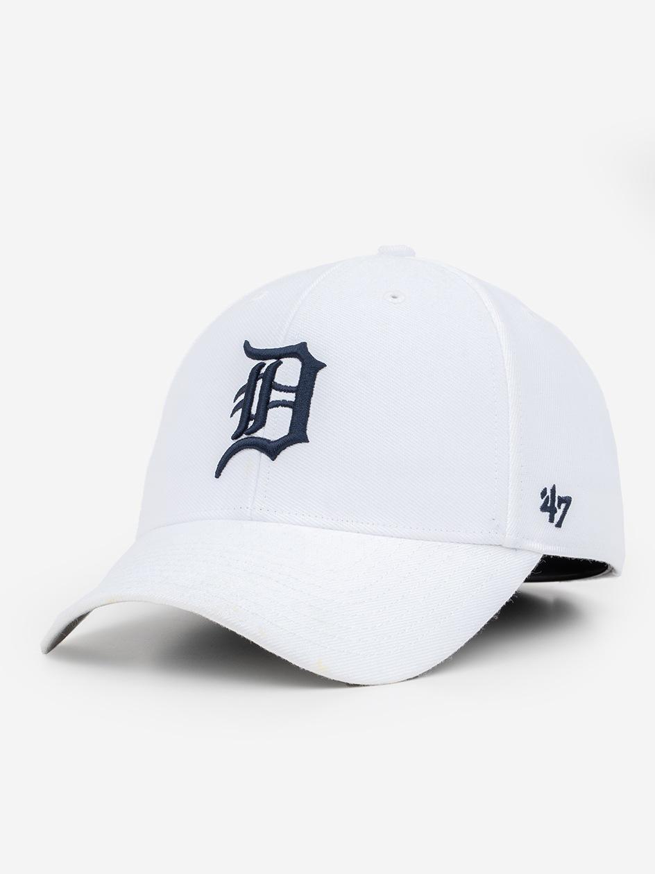 Czapka Z Daszkiem Dad Hat 47 Brand Detroit Tigers MLB MVP Biała