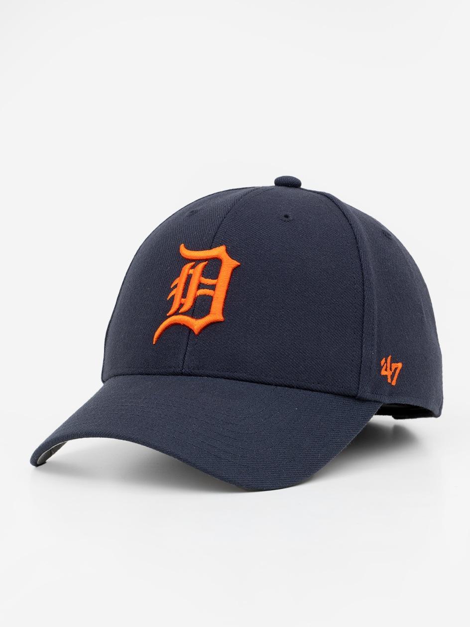 Czapka Z Daszkiem Dad Hat 47 Brand Detroit Tigers MLB MVP Granatowa