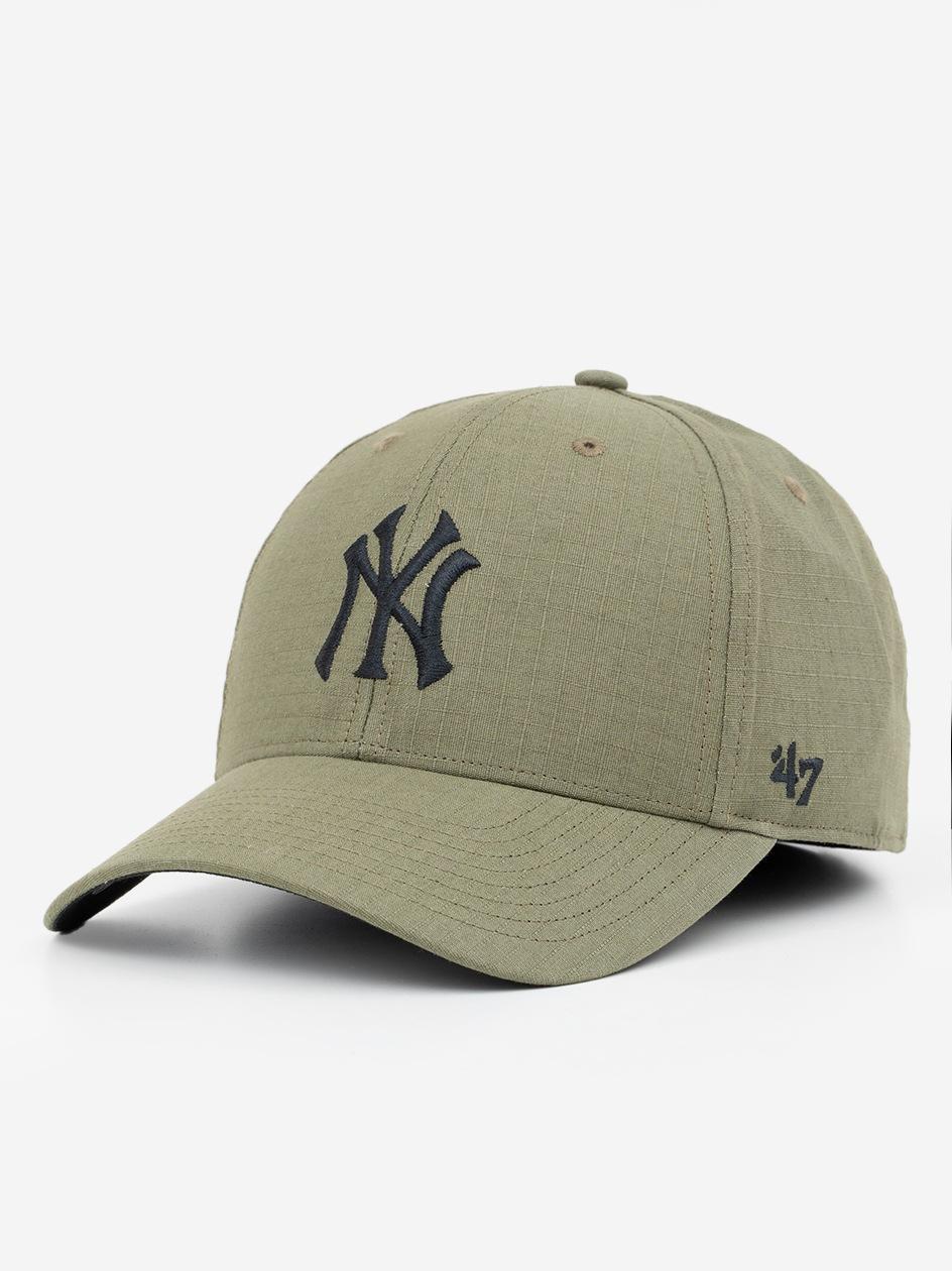 Czapka Z Daszkiem Dad Hat 47 Brand New York Yankees MLB MVP Snapback Zielona