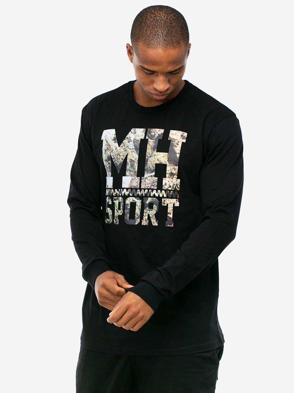 MH Sport Bud LS Black