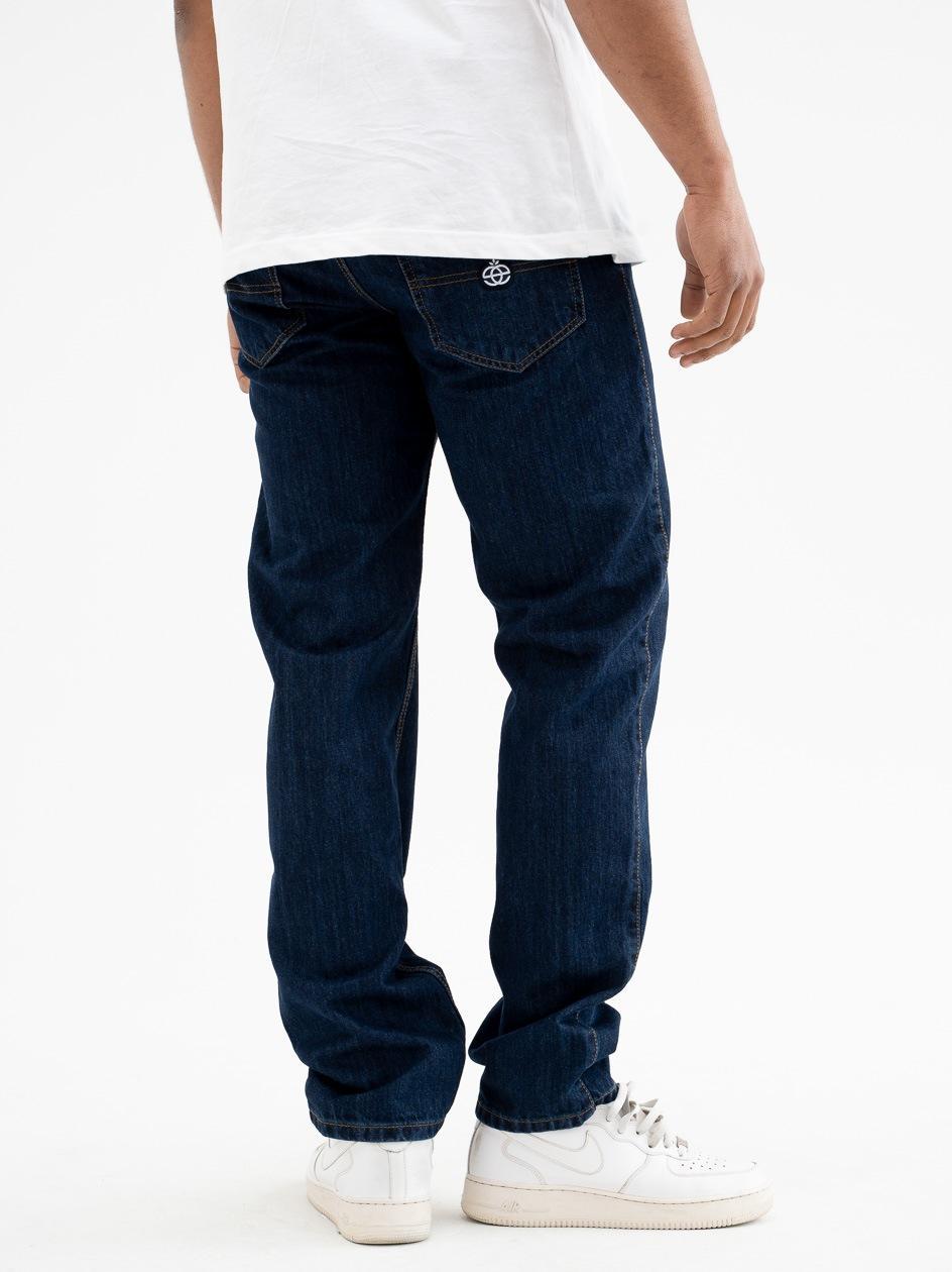 Spodnie Jeansowe Elade Icon Regular Niebieskie