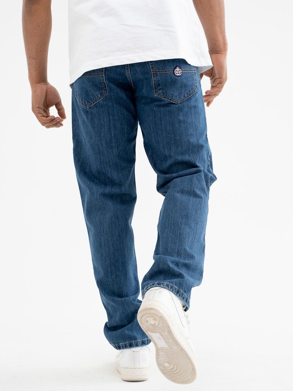 Spodnie Jeansowe Elade Icon Regular Jasne Niebieskie