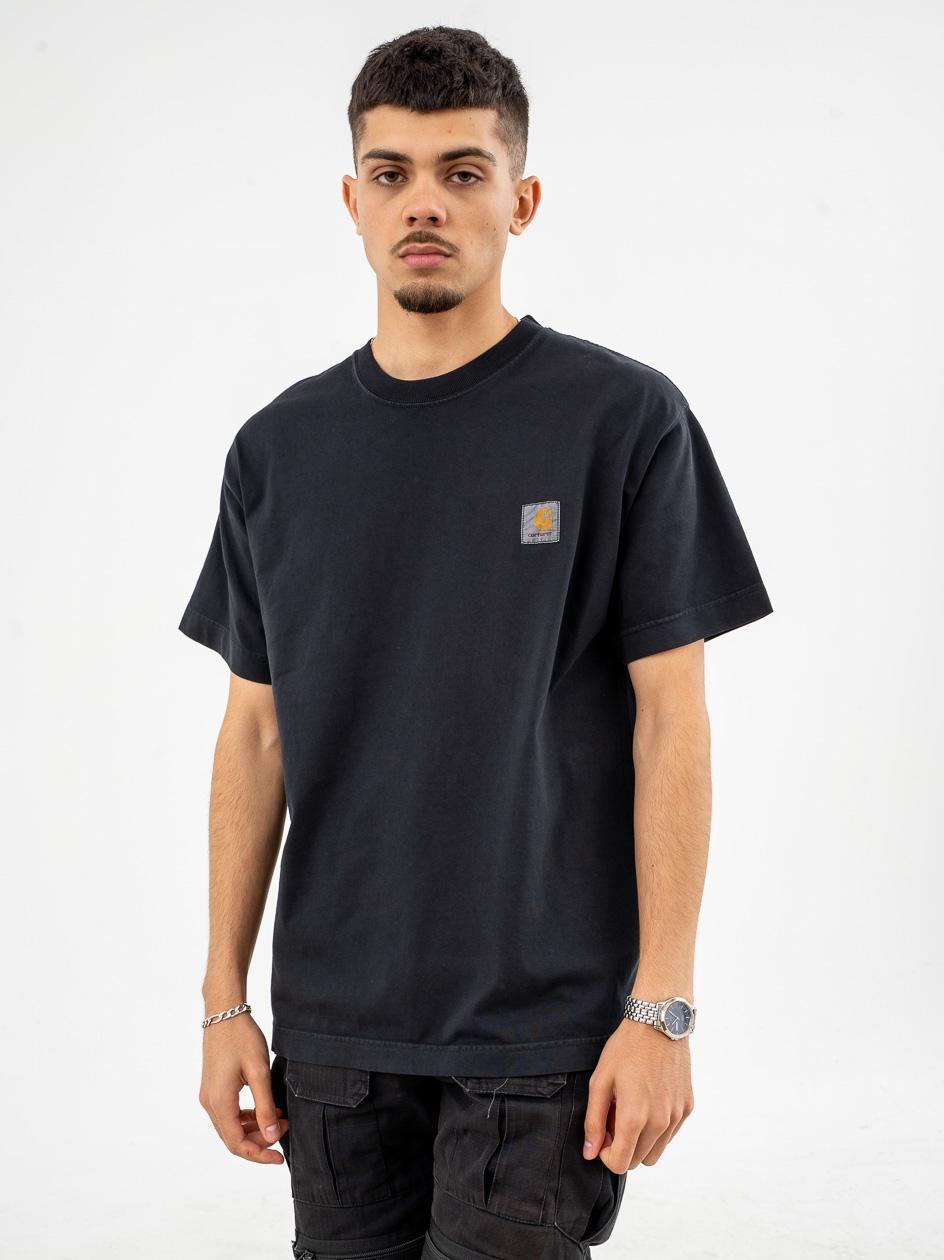 Koszulka Z Krótkim Rękawem Carhartt WIP Vista Czarna