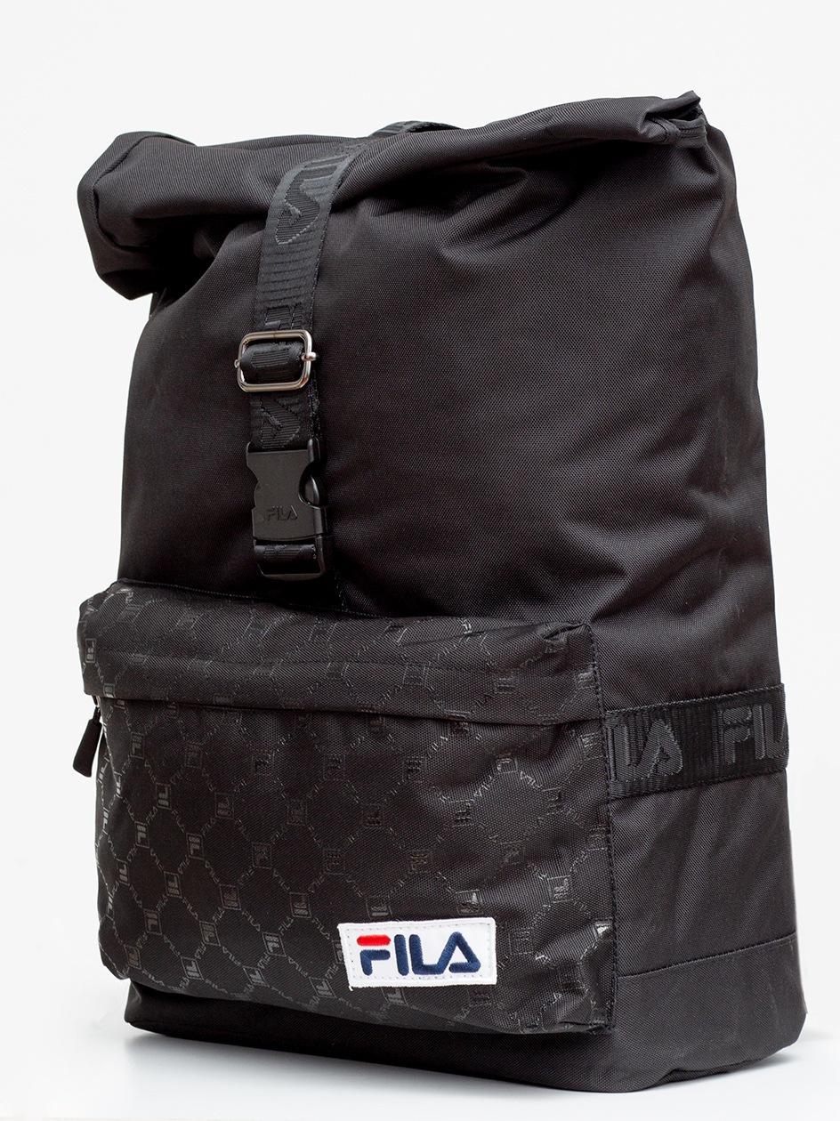Orobro Roll Top Backpack Black