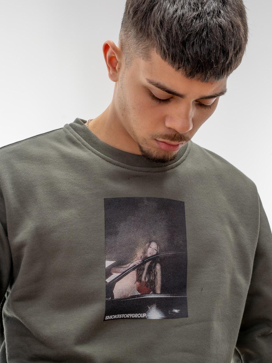 Bluza Bez Kaptura SSG Freedom Khaki