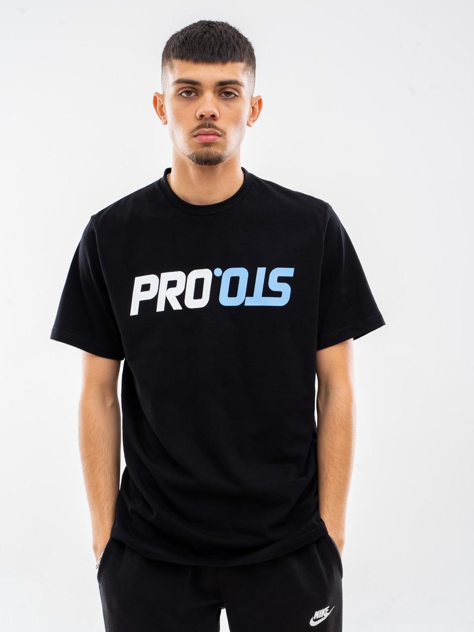 Koszulka Z Krótkim Rękawem Prosto Ups Czarna