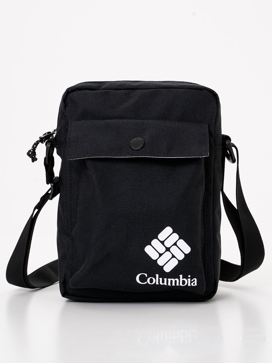 Saszetka Listonoszka Columbia Zigzag Czarna