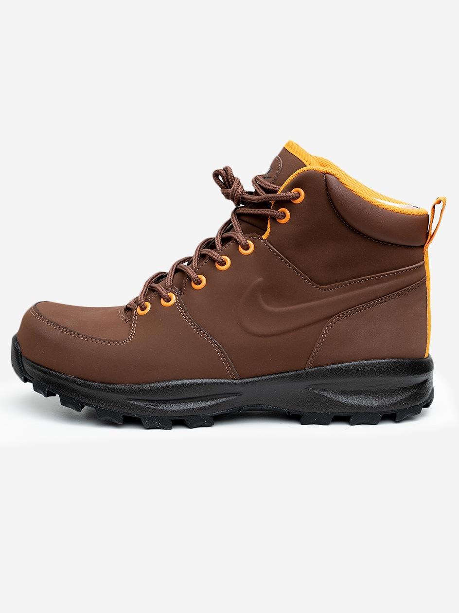 Buty Zimowe Nike Manoa Leather Jasno Brązowe