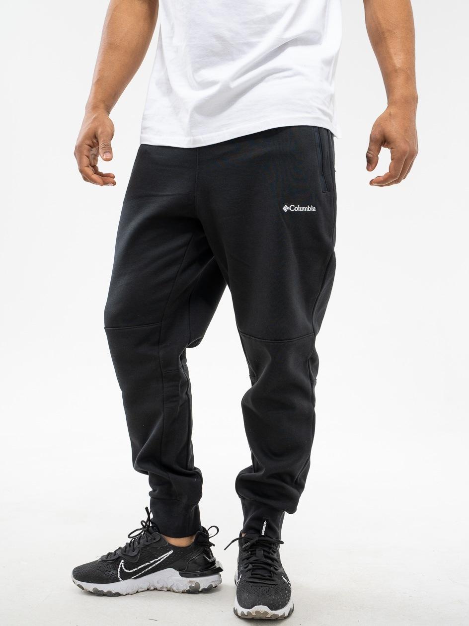 Spodnie Dresowe Columbia Fremont Czarne