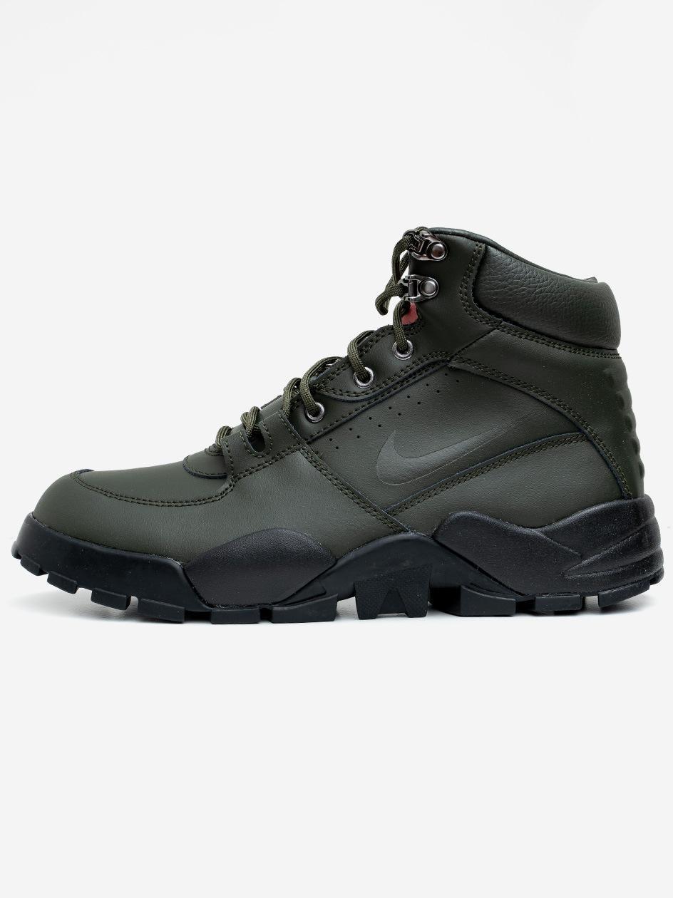 Buty Zimowe Nike Rhyodomo Oliwkowe
