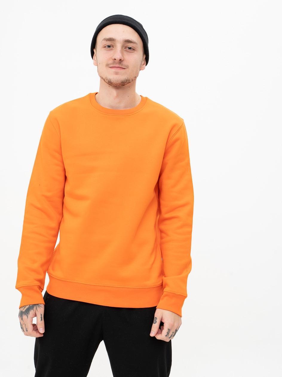 Bluza Bez Kaptura Eleven Paris Nesus Pomarańczowa