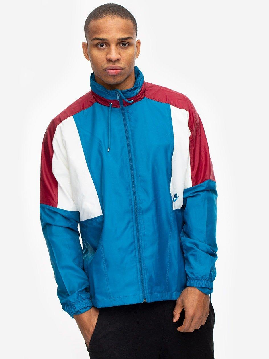 NSW Re-Issue JKT WVN Green Abyss Team Red Sail Green