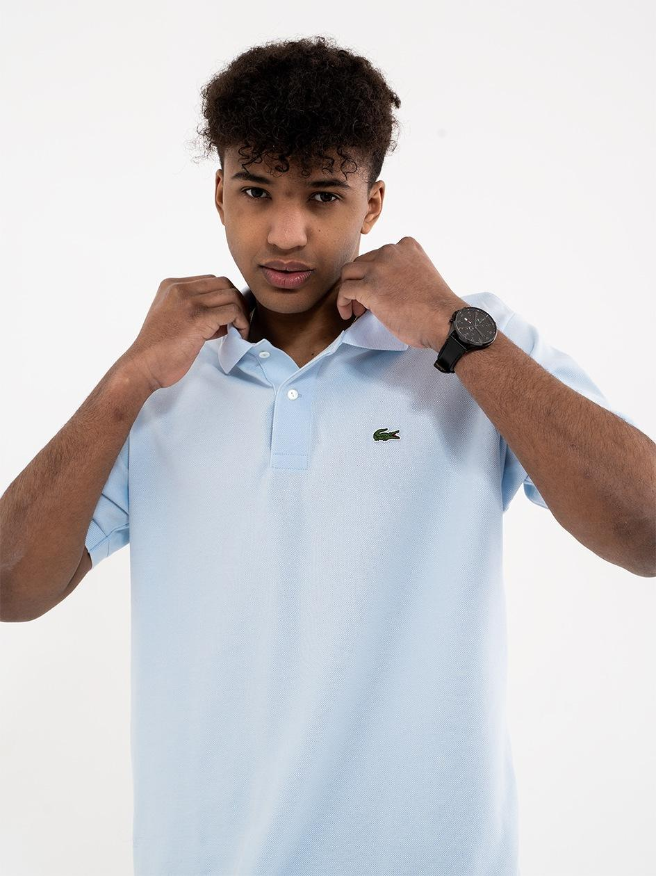 Koszulka Polo Lacoste Classic Błękitna