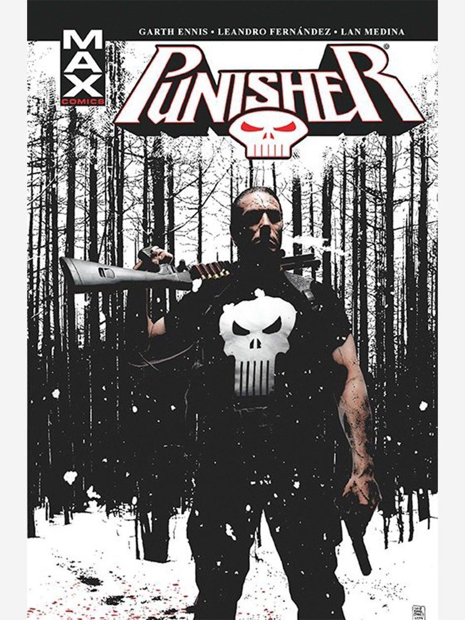 Punisher Max. Tom 4