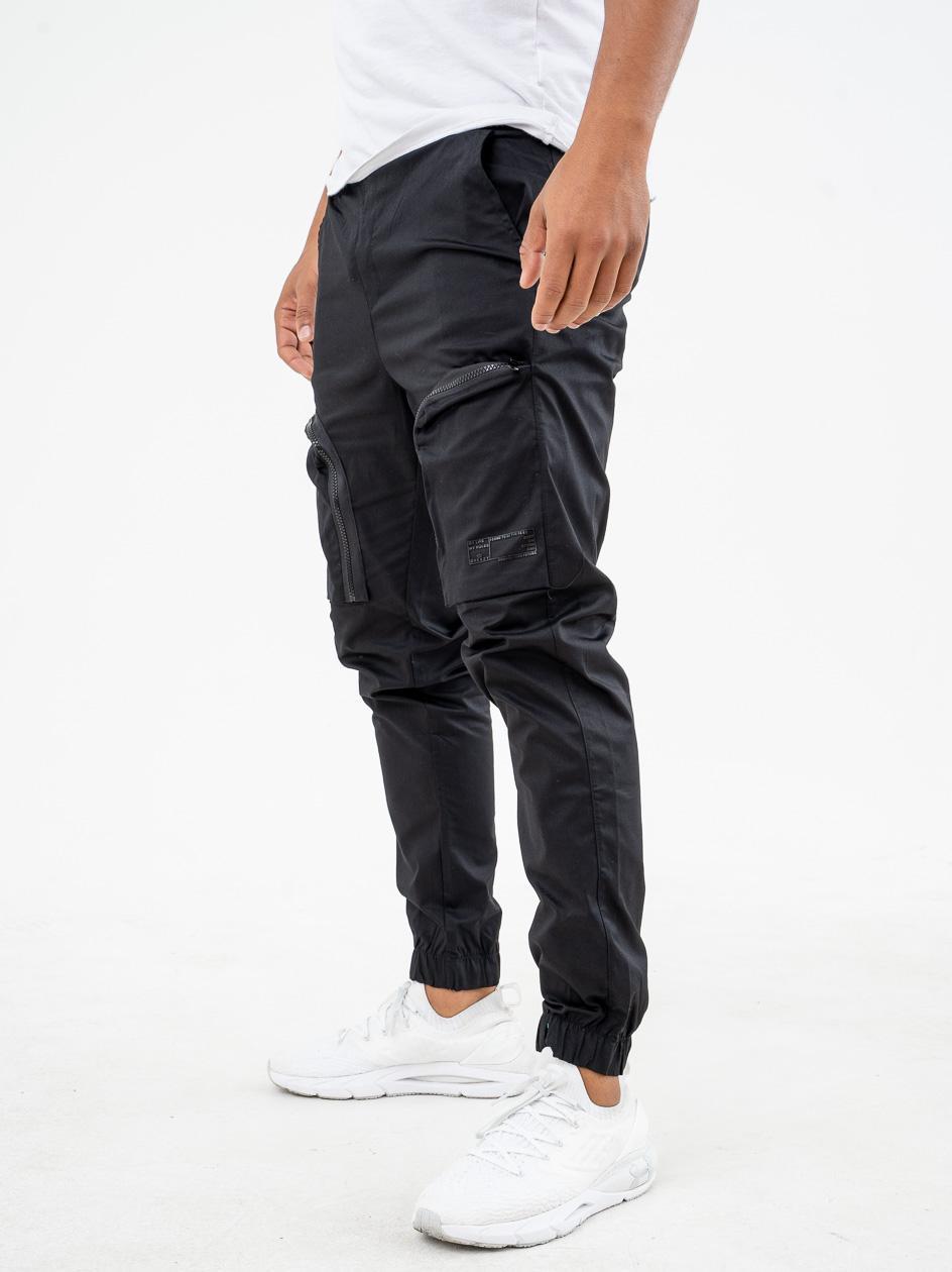 Spodnie Materiałowe Breezy Modern Czarne