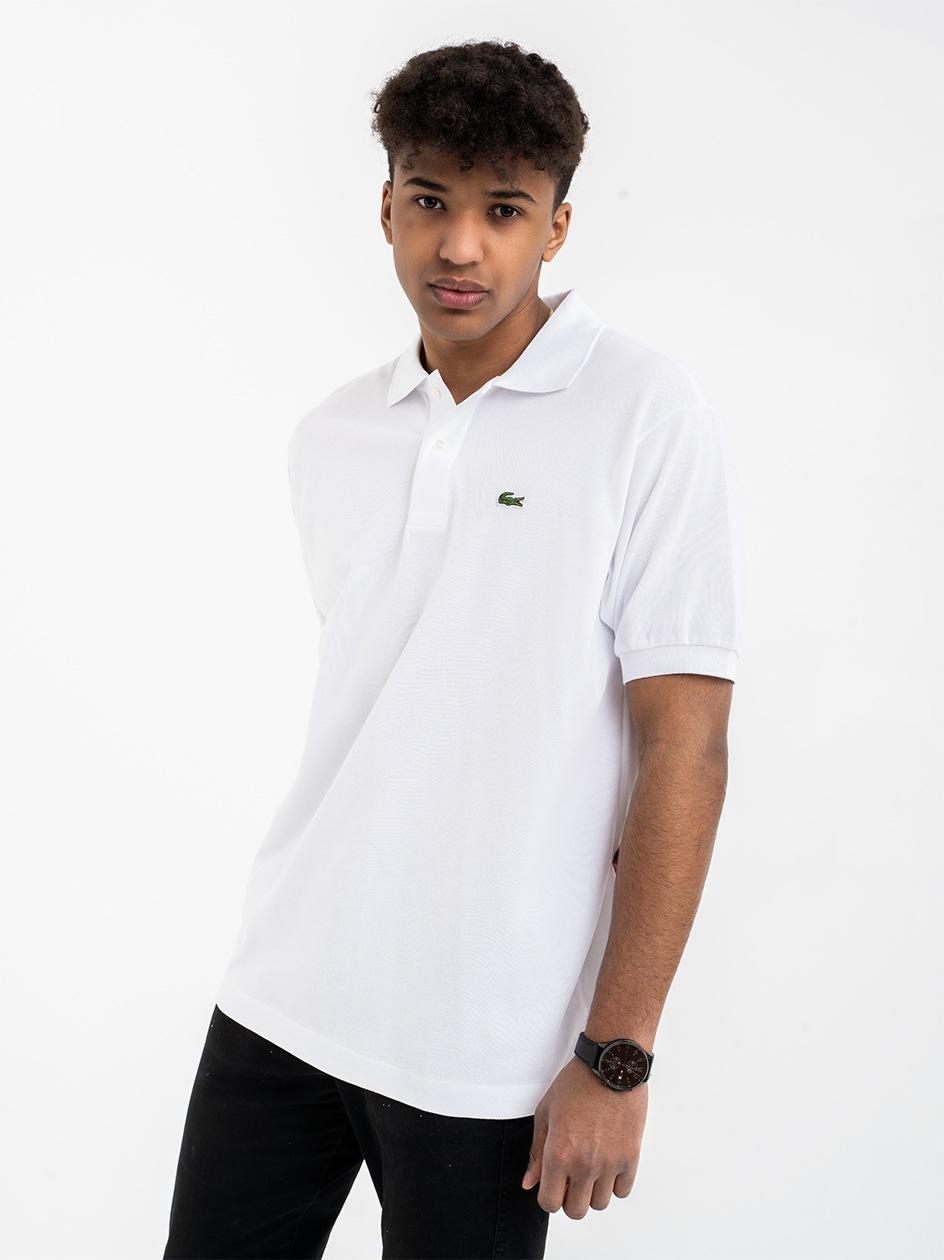 Koszulka Polo Lacoste Classic Biała