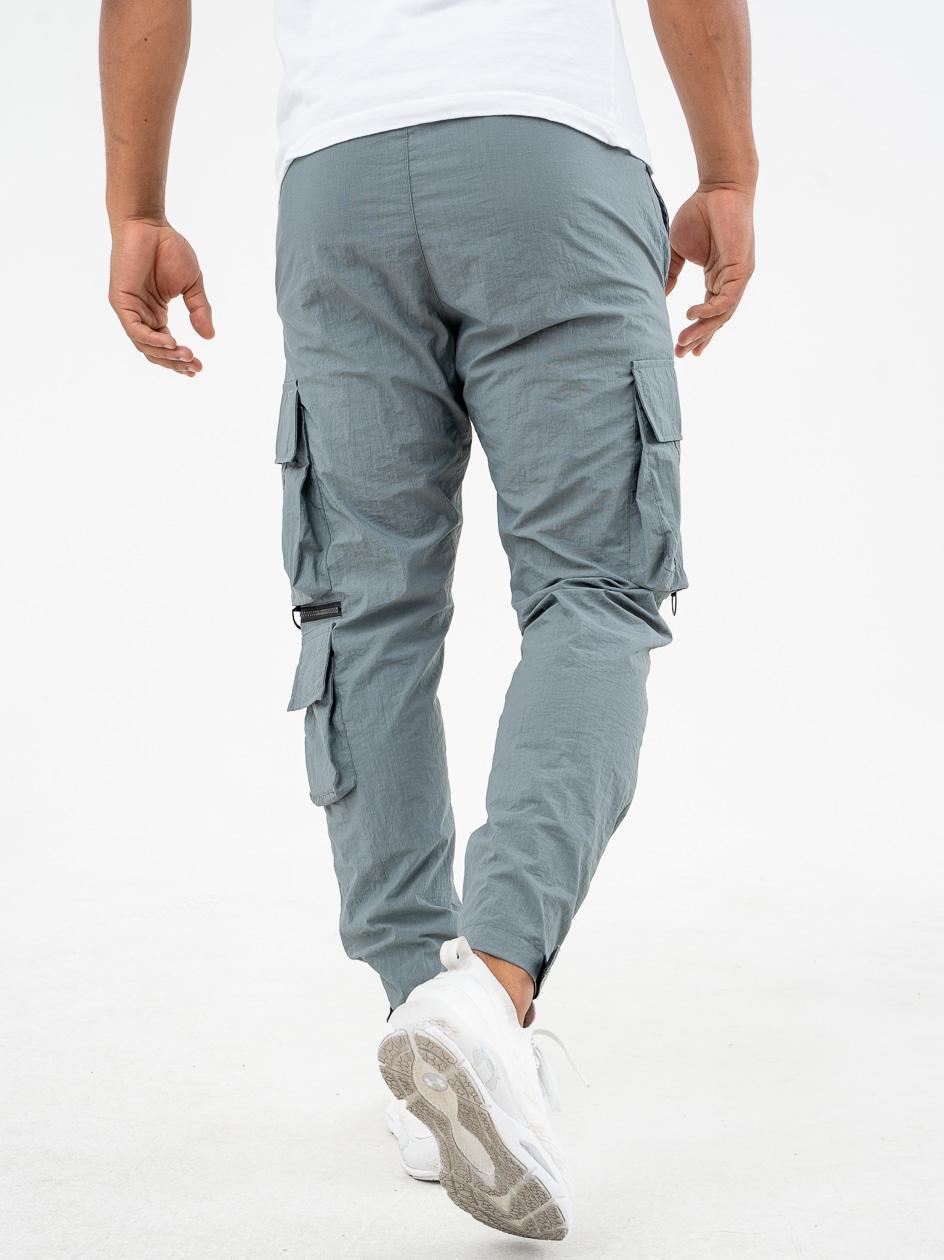 Spodnie Materiałowe Breezy Wright Grey