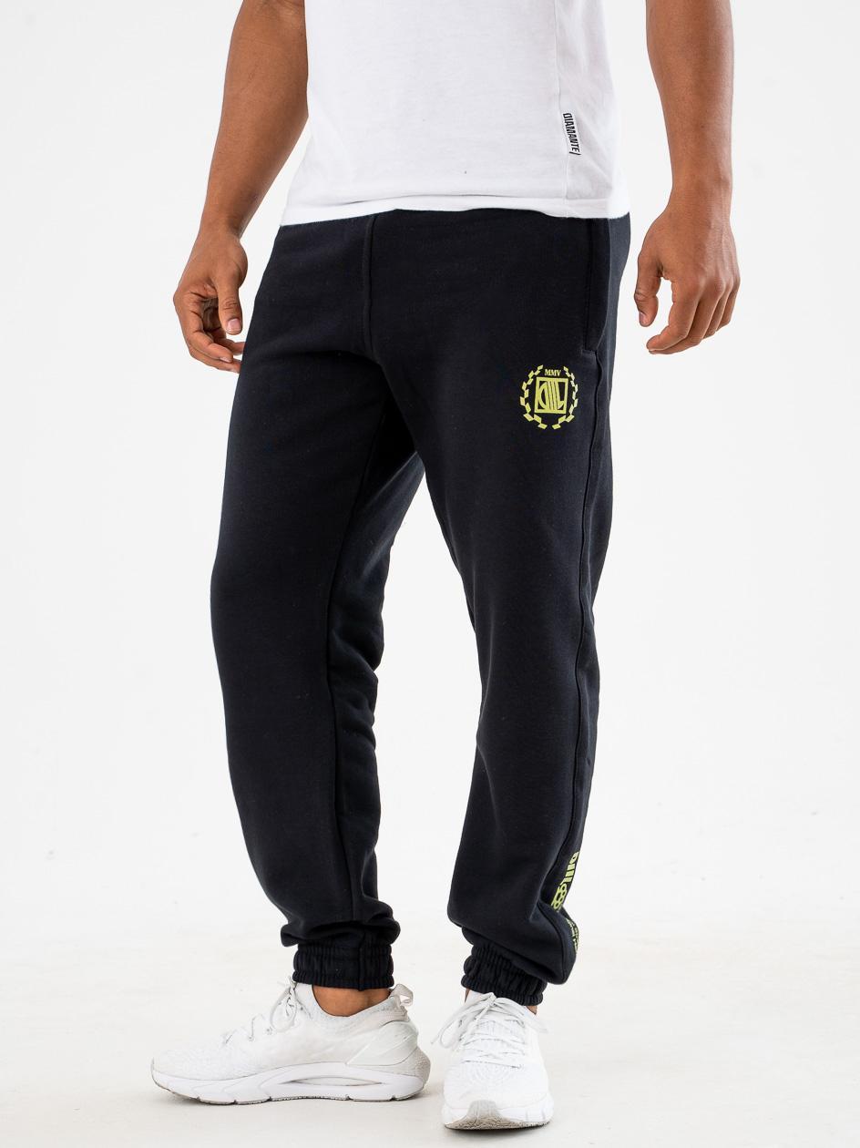 Spodnie Dresowe DIIL Laur Czarne Khaki