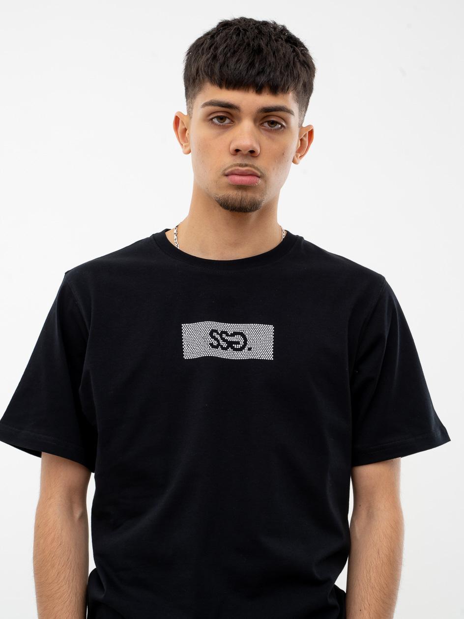 Koszulka Z Krótkim Rękawem SSG Jetty Czarna