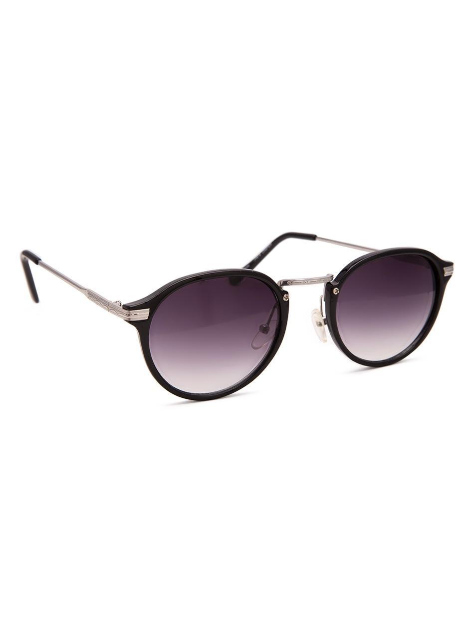 Okulary Przeciwsłoneczne Jeepers Peepers Classic Round Czarne