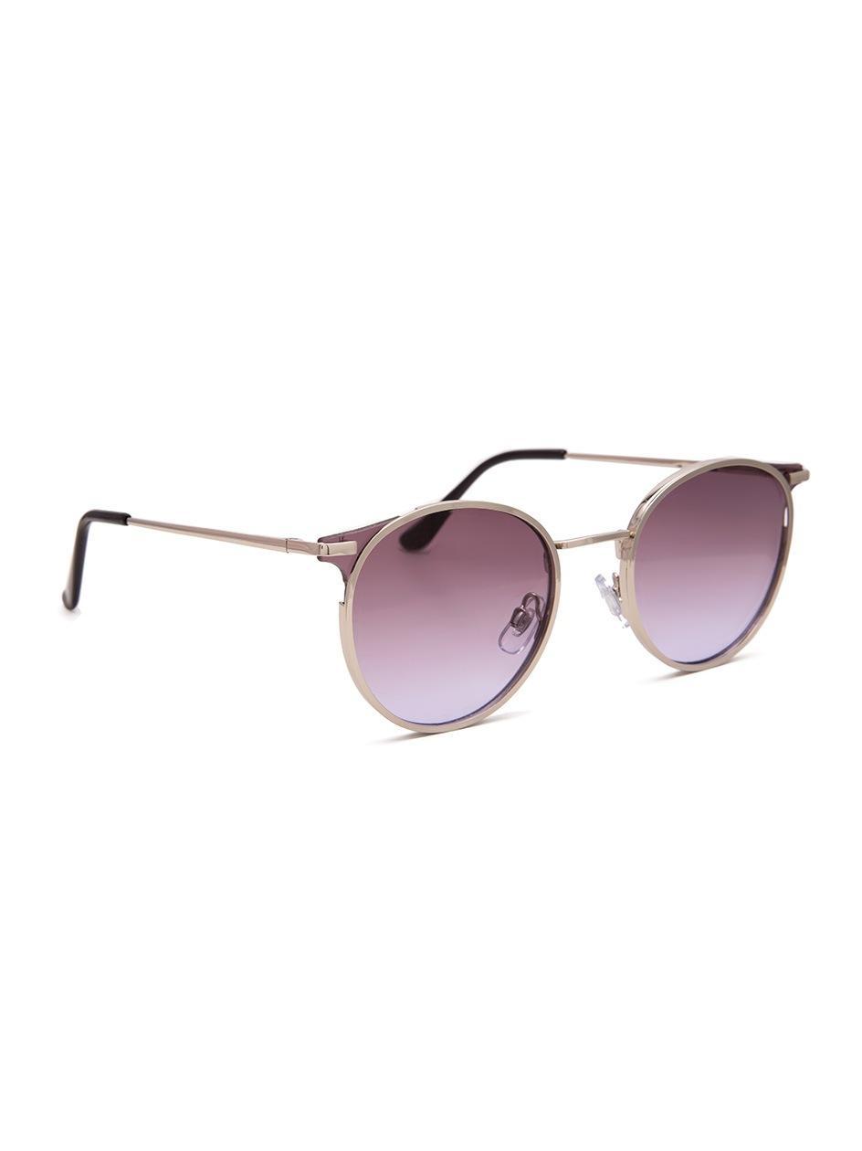 Okulary Przeciwsłoneczne Jeepers Peepers Round Srebrne