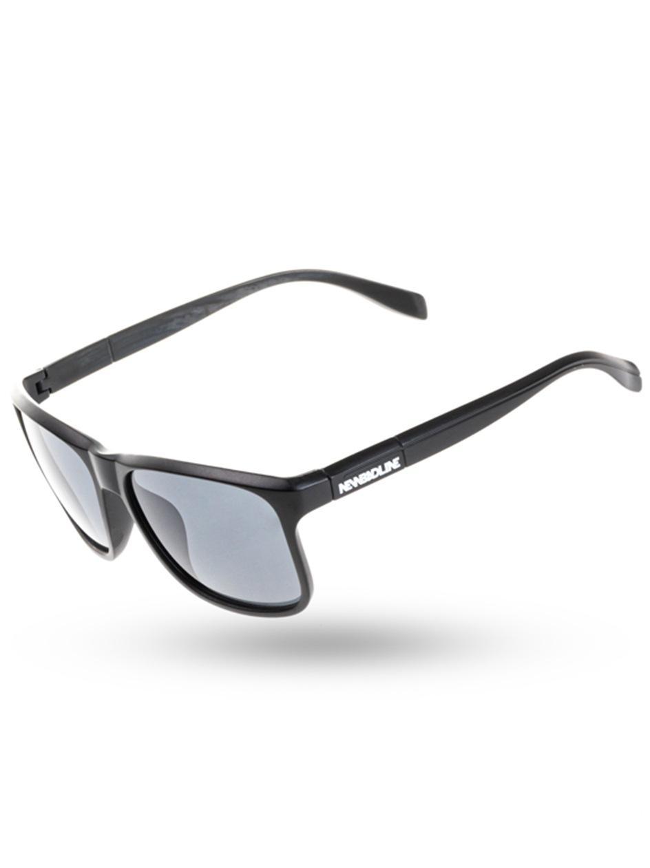 Okulary Przeciwsłoneczne New Bad Line Luga Mat Czarne