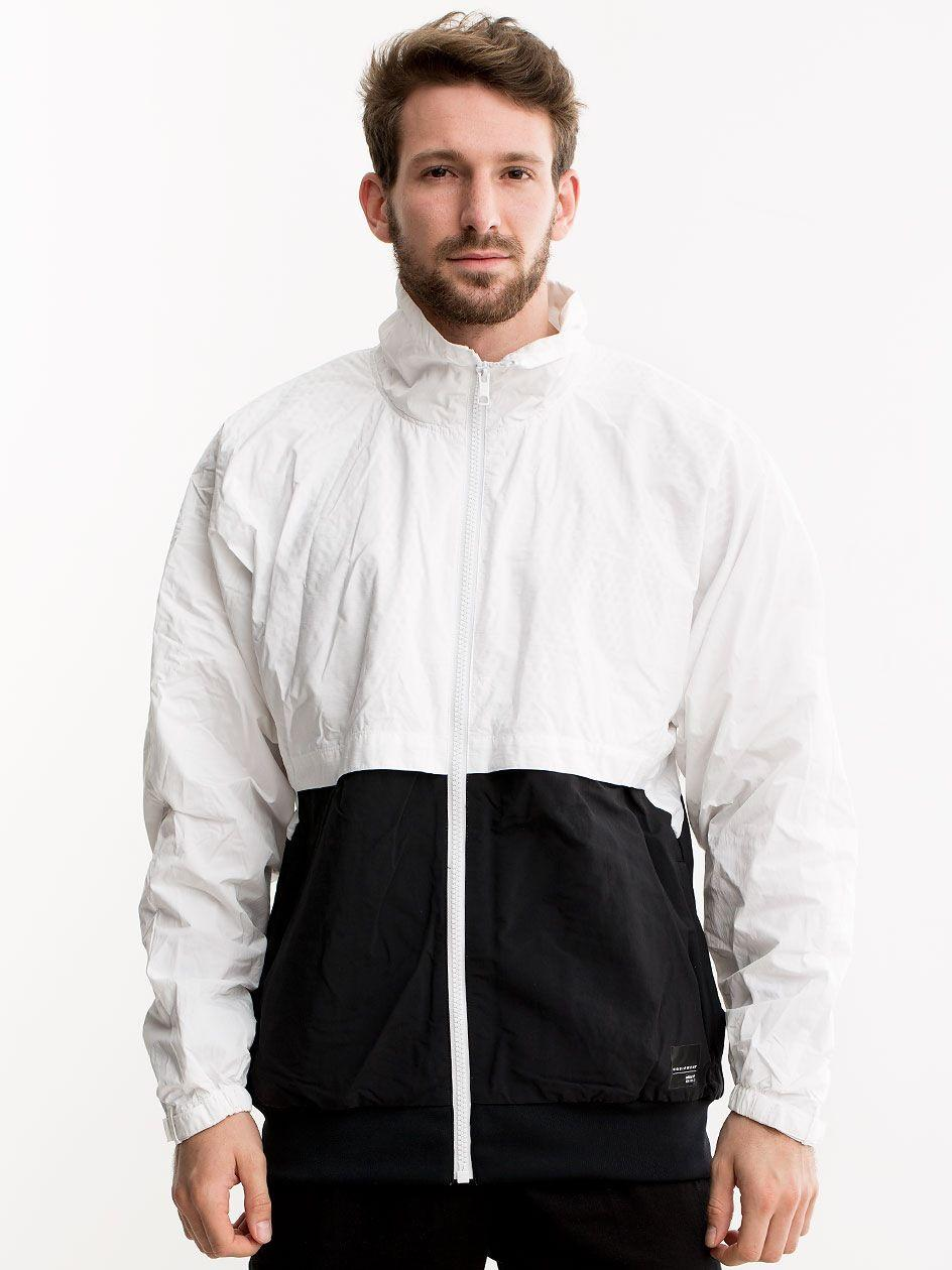 EQT Track Top Vintage White Mystery Ink