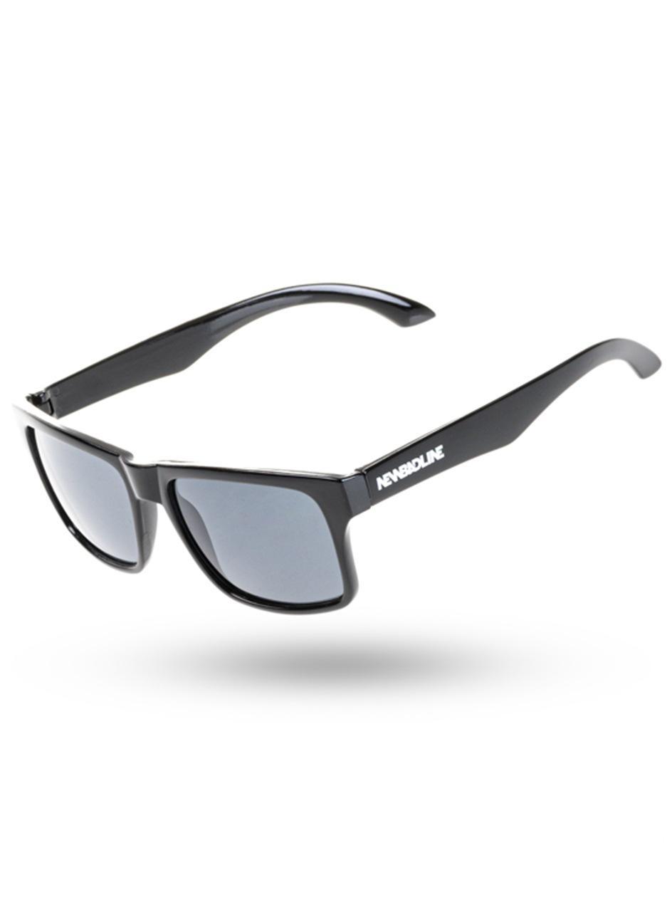 Okulary Przeciwsłoneczne New Bad Line Malaga Czarne