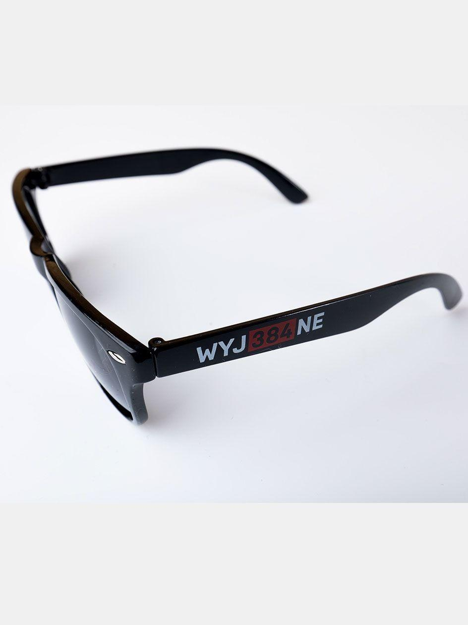 Okulary Przeciwsłoneczne Diamante Wear Wyj384ne Czarne / Czerwone